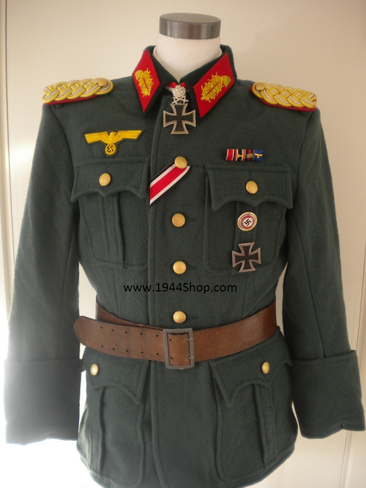 Wehrmacht general uniform