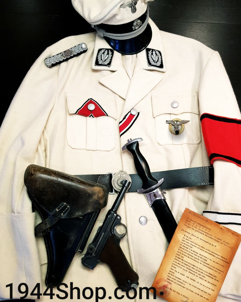 H. Himmler And S. Dietrich Uniforms