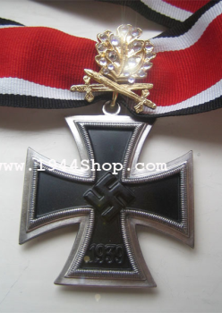 14108f33f8fca KNIGHTS CROSS WITH GOLDEN OAKLEAVES, SWORDS AND DIAMONDS(Improved version!)