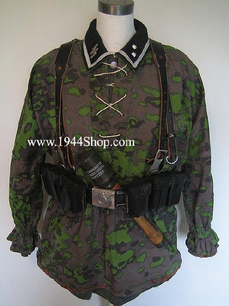 Ss Parkas And Camo Uniforms