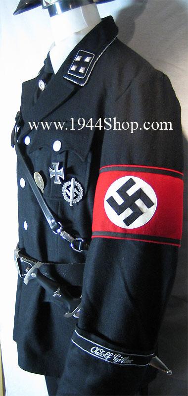 Ss uniform schwarz kaufen