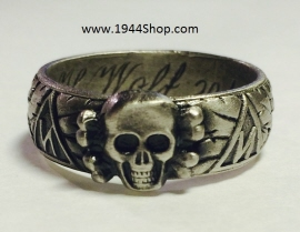 Totenkopf Ring Der SS